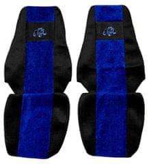 F-CORE Poťahy na sedadlá PS21, modré