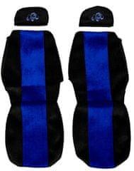 F-CORE Poťahy na sedadlá PS13, modré