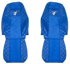 F-CORE Poťahy na sedadlá FX14, modré