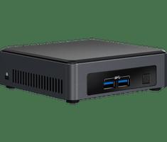 Intel NUC Kit BLKNUC7I5DNK2E, Core i5-7300U, Barebone