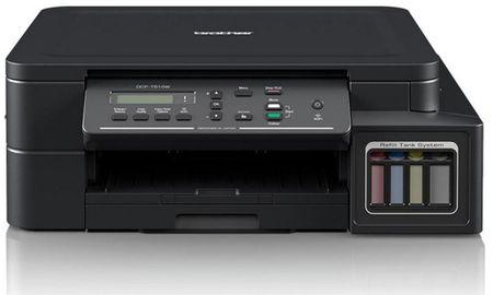 Brother brezžična večfunkcijska naprava DCP-T510W InkBenefit Plus 3-v-1