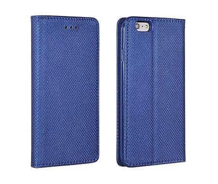 Havana magnetna sklopiva torbica za LG Q6, plava