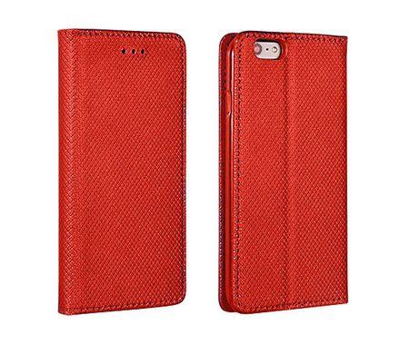 Havana magnetna sklopiva torbica za LG Q6, crvena
