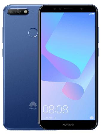 Huawei Y6 Prime 2018 , DualSIM, niebieski