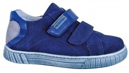 Protetika Dívčí tenisky Eli 27 modré
