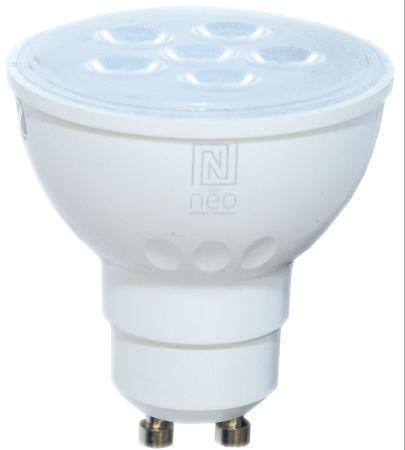 Immax Neo LED GU10/230V 4,8W TB 350lm Zigbee Dim Távirányító