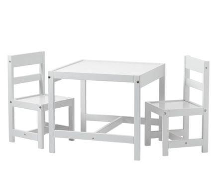 c2949d20e6f9 BabyDan Sada detský stôl a 2 stoličky