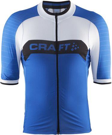 Craft Gran Fondo kerékpáros mez Kék M