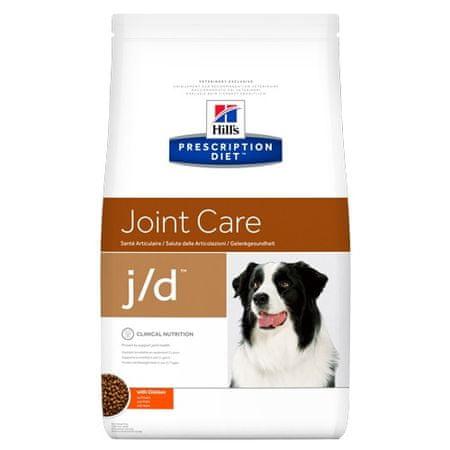 Hill's karma sucha dla psa PD Canine J/D 5 kg