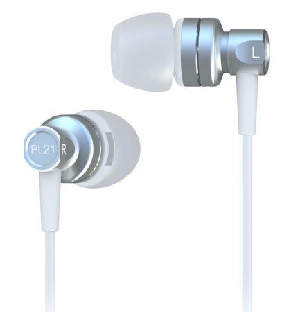 SoundMAGIC PL21 In-Ear Fülhallgató, Fehér