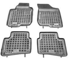 REZAW-PLAST Gumové koberce, súprava 4 ks (2x predné, 2x zadné), pre typ vozidiel Hyundai, Kia Ceed