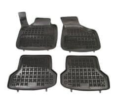 REZAW-PLAST Gumové koberce, súprava 4 ks (2x predné, 2x zadné), Audi A3/Sportback II 2003-2012, Audi A3-S3/Sportback 2006-2012