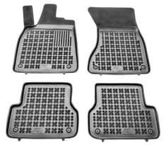 REZAW-PLAST Gumové koberce, súprava 4 ks (2x predné, 2x zadné), Audi A6 Sedan od r. 2011, A7 Sportback od r. 2010