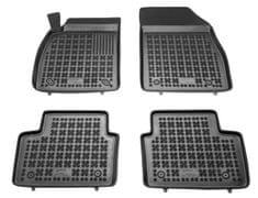 REZAW-PLAST Gumové koberce, súprava 4 ks (2x predné, 2x zadné), Opel Insignia od r. 2008 a Chevrolet Malibu od r. 2012
