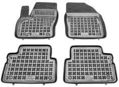 REZAW-PLAST Gumové koberce, súprava 4 ks (2x predné, 2x zadné), Ford C-MAX od r. 2003 a a Ford Grand C-MAX od r. 2010