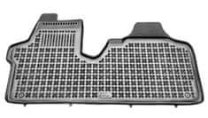 REZAW-PLAST Gumové koberce, 1 ks (1x spojený přední), Citroen Jumpy II, Fiat Scudo II, Peugeot Expert II, Toyota ProAce