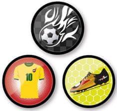 Nikidom Roller Pins Goal komplet značk