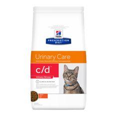 Hill's PD Feline C/D Urinary Stress Chicken 4 kg