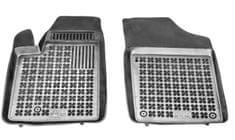 REZAW-PLAST Gumové koberce, súprava 2 ks (2x predné), Citroen Berlingo I 1997-2010, Peugeot Partner I 1997-2008