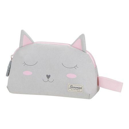Samsonite otroška toaletna torbica Happy Sammies, Kitty Cat