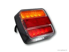 Golm LED svjetlo za registarsku pločicu, 12 V