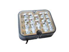 Golm LED stražnje svjetlo, 12 V, bijela
