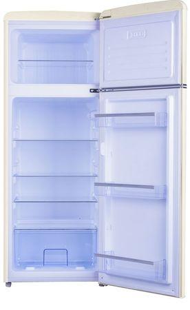Amica samostojeći retro hladnjak KGC15635B