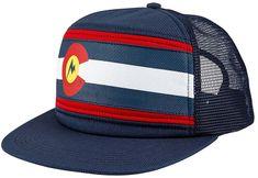 Marmot czapka z daszkiem Roots Trucker Colorado Vintage Navy