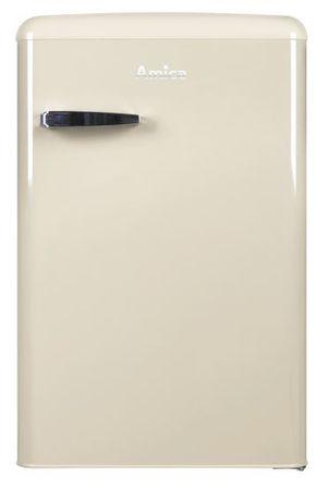 Amica samostojeći retro hladnjak KS15615B