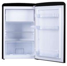 Amica prostostoječi retro hladilnik KS15614S