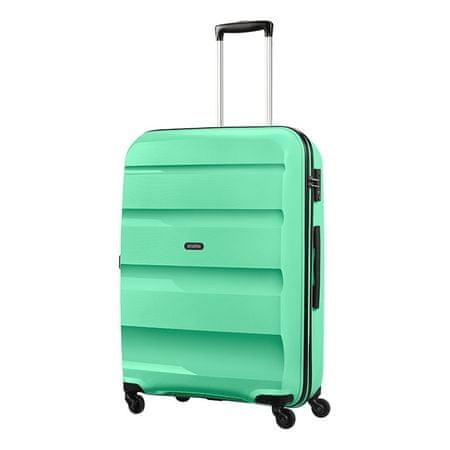 American Tourister kovček Bon Air L Mint Green, zelen