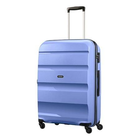 American Tourister kovček Bon Air L Porcelain Blue, svetlo moder