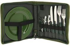 Ngt Jedálenská Sada Day Cutlery Plus Set Camo