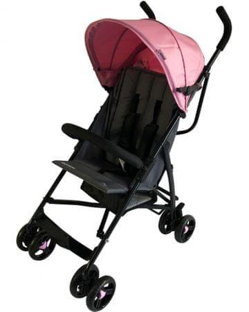 BOMIMI dječja kolica BAYO, Pink, roza