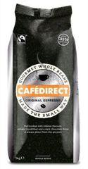 Cafédirect Espresso zrnková káva 1 kg