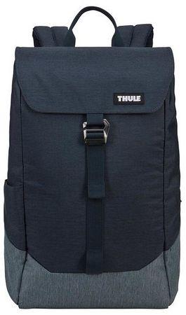 Thule nahrbtnik Lithos TLBP-113 carbon blue, 16 L, modro siv