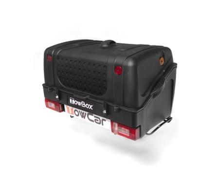 TowBox V1 box na ťažné zariadenie - černá