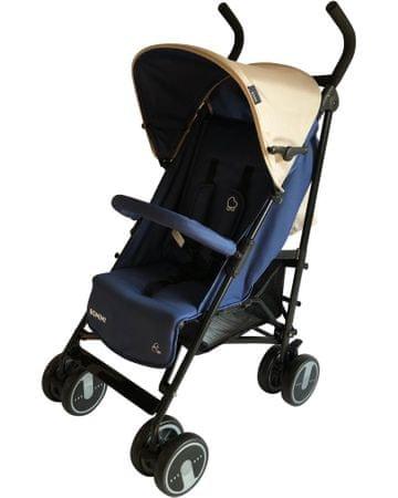 BOMIMI Wózek dla dzieci ELON, Niebieski