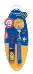 Pelikan ołówek dla leworęcznych Griffix 2 Blue