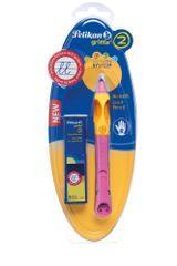 Pelikan ołówek dla praworęcznych Griffix 2 Pink
