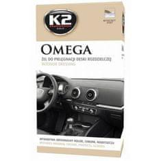 K2 komplet za čiščenje notranjosti avtomobila Gold Omega, 500 ml