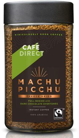 Cafédirect Machu Picchu instantná káva 100g