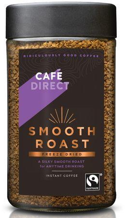 Cafédirect Smooth Roast instantná káva 100g