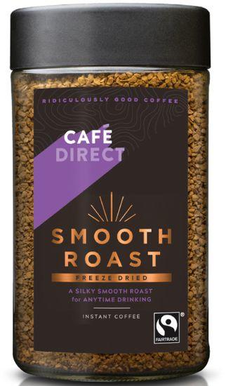 Cafédirect Smooth Roast instantná káva 200g