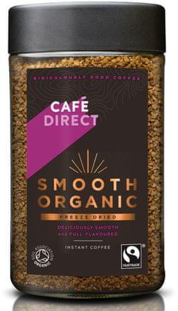 Cafédirect BIO Smooth Organic instantná káva 100g