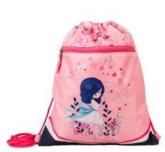 Target vrečka za copate Floral Girl 21814