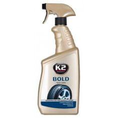 K2 sredstvo za njegu i zaštitu gumenih površina Bold, 770 ml