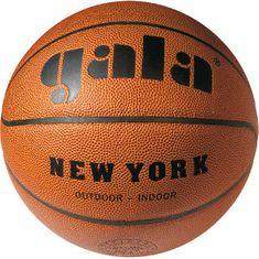 Gala košarkaška lopta NEW YORK BB7021S, veličina 7
