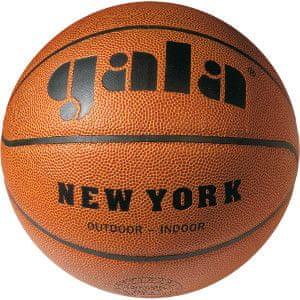 Gala NEW YORK BB5021S vel. 5 kosárlabda labda
