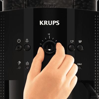 Krups EA810B70 Essential Espresso ovládání